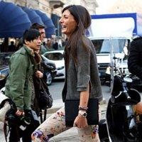 Las profesionales de la moda se dejan ver en la Semana de la Moda de Milán