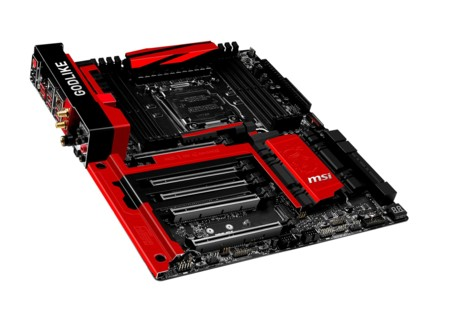 Msi X99a Godlike Gaming Panelo