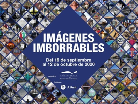 Imágenes imborrables de Valencia: el confinamiento en una emocionante exposición de fotografías