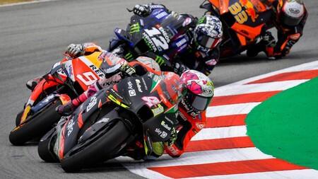 Espargaro Vinales Barcelona Motogp 2021