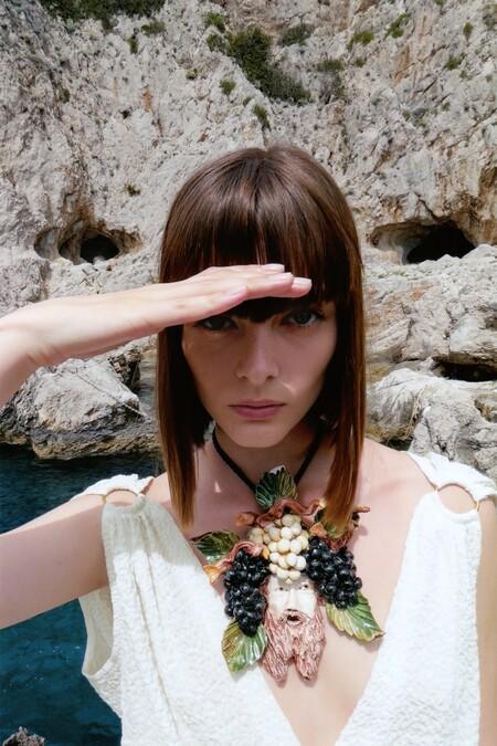 Zara Collar Verano 2021 01