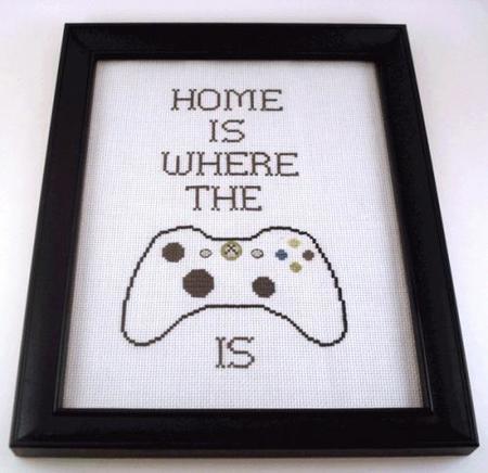 controller home