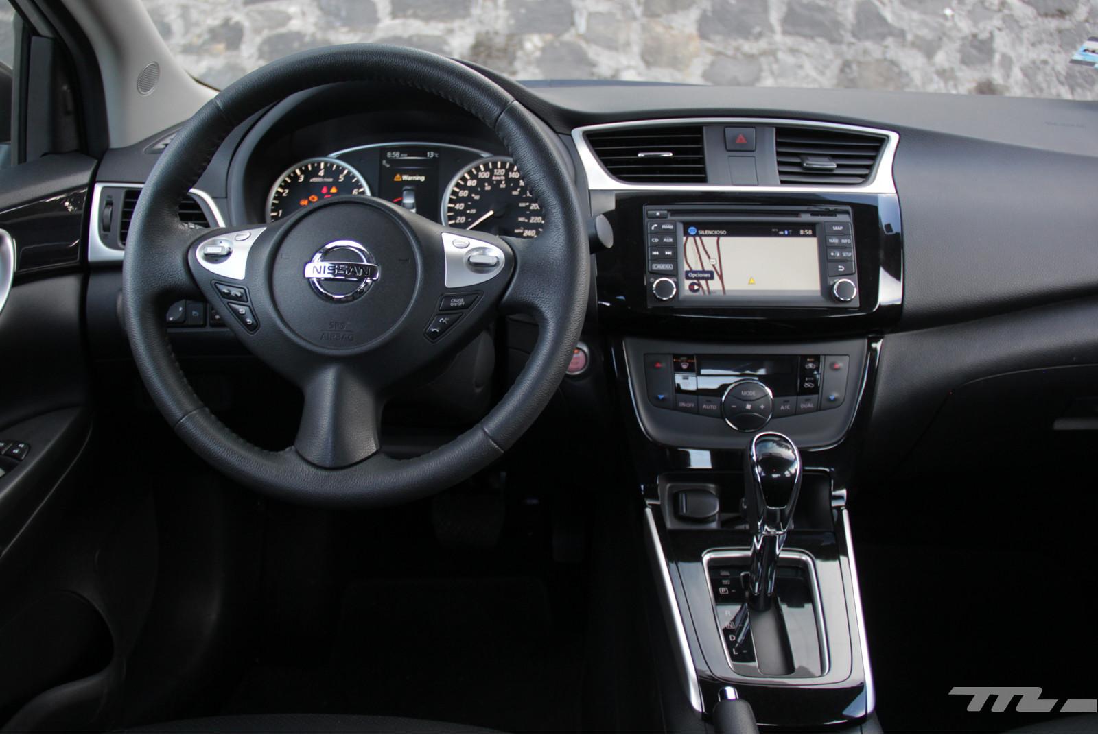 Foto de Comparativa: Mazda3 vs. Nissan Sentra vs. Toyota Corolla vs. Volkswagen Jetta (26/60)