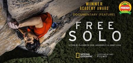 'Free Solo': el documental de National Geographic ganador del Óscar es una aventura espectacular y humana