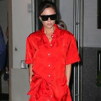 Victoria Beckham es la mejor modelo para su propia firma de ropa