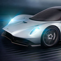 Aston Martin Valhalla es el nombre definitivo de este hiperdeportivo híbrido, hermano pequeño del Valkyrie