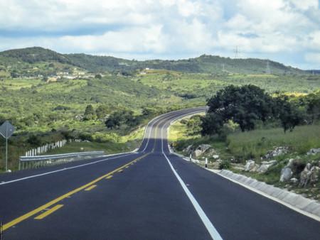 Autopistas en México