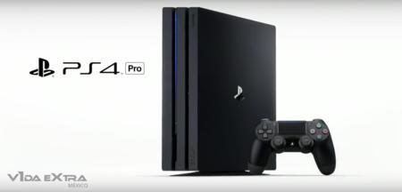 [Act] PS4 Pro: la nueva versión de la consola de Sony con mejoras técnicas y lista para jugar en 4K; llega en noviembre