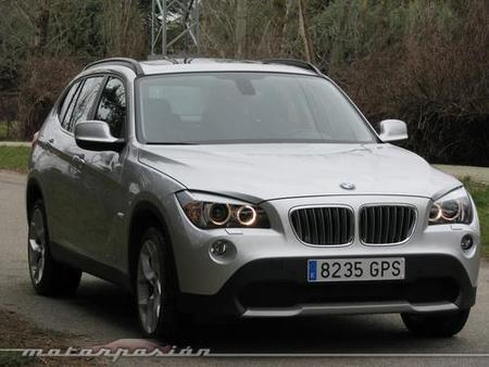 BMW X1 xDrive23d, miniprueba (parte 1)