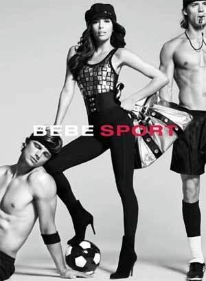 La nueva campaña de Bebe Sport con Eva Longoria