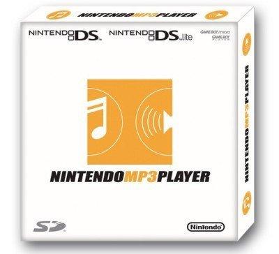 Reproductor MP3 para DSLite