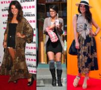 Shenae Grimes, Jessica Stroup y Gillian Zinser abanderadas del estilo 90210