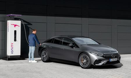 Mercedes-AMG EQS 53 4MATIC+ 2022