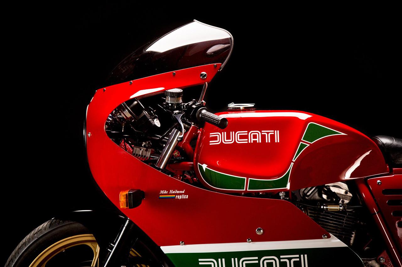 Foto de Ducati 900 MHR Mille (2/21)