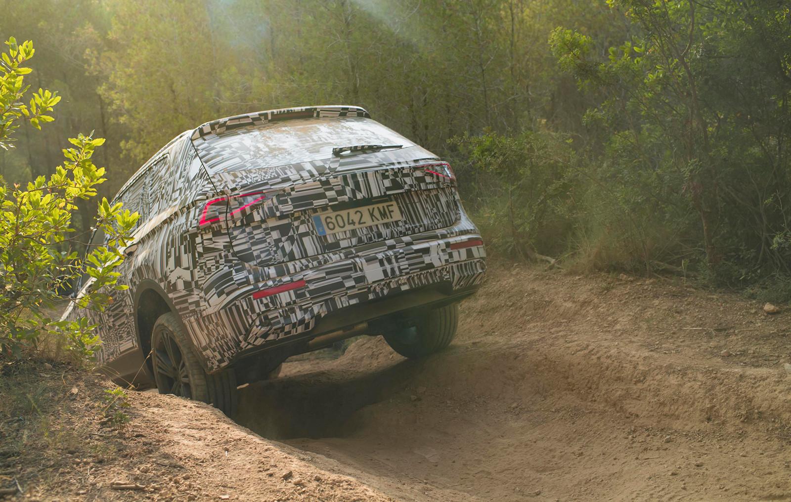 Foto de SEAT Tarraco, en vídeo (5/7)