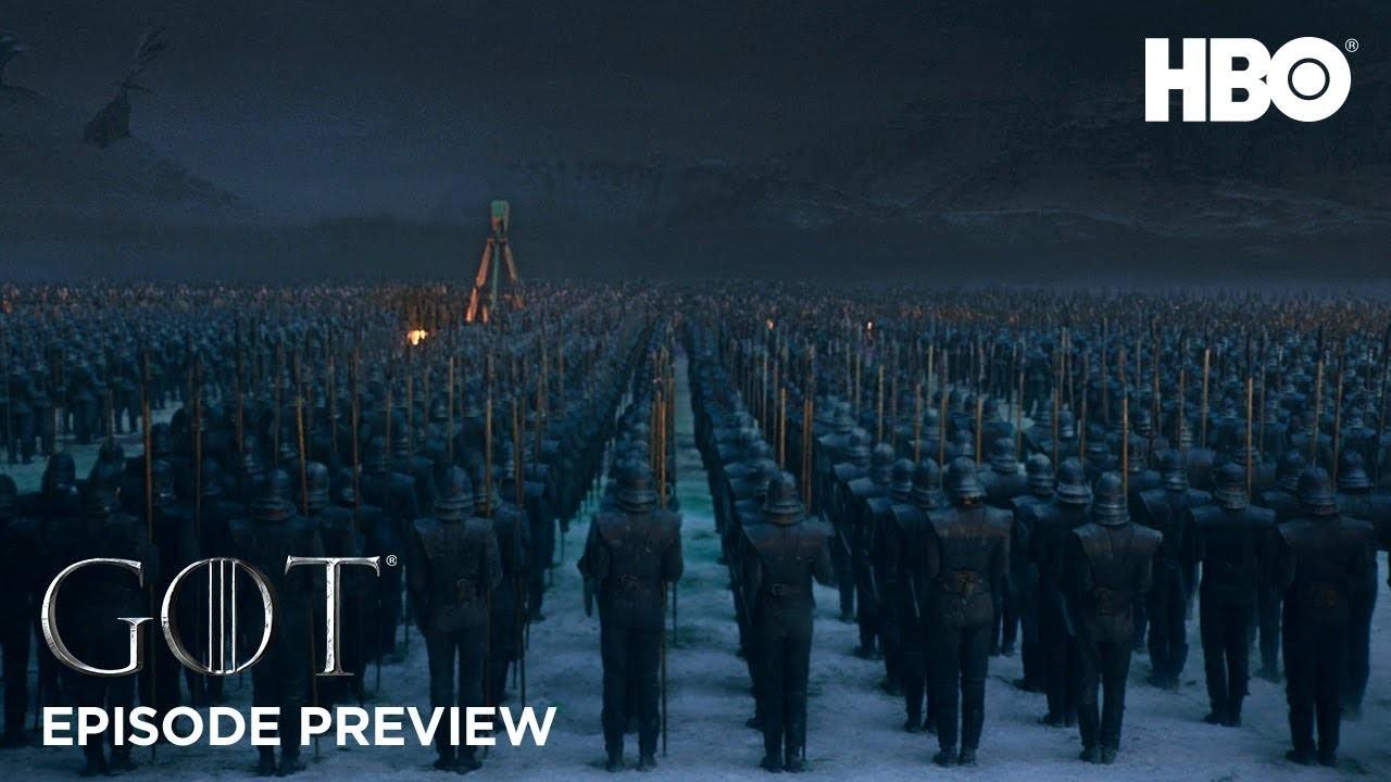 El impresionante tráiler de 'Juego de Tronos' 8x03 nos adelanta la batalla definitiva entre los vivos y los...
