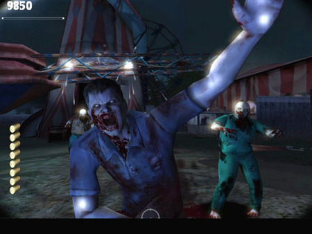 Nuevos detalles de 'House of the Dead: Overkill'