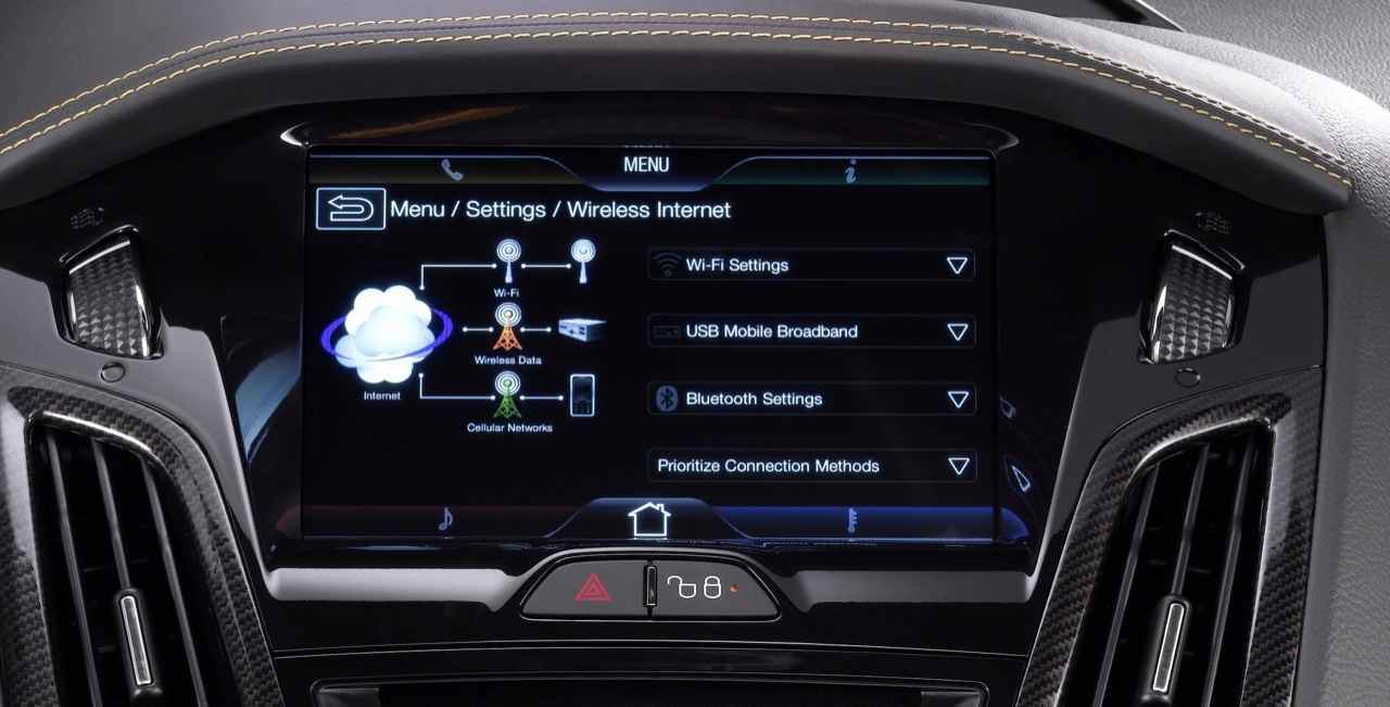 Foto de Ford Sync y MyFordTouch, el nuevo interfaz de Ford para coches (18/23)