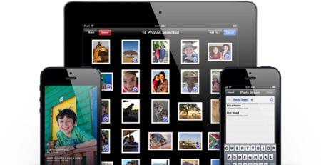 Compartir fotos en Streaming