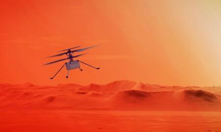 El vuelo de Ingenuity ya puede verse en 3D: la NASA publicó este clip del helicóptero en Marte que fue grabado por Perseverance
