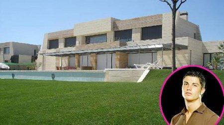 Las Casas de Famosos: Cristiano Ronaldo