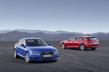 Audi A4 Sedan Y Avant