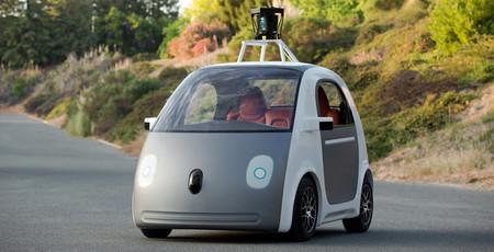 El coche autónomo de Google, sin volante ni pedales