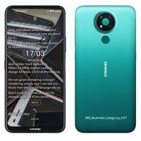 El Nokia 3.4 tendrá una pantalla perforada de 6,52 pulgadas y más datos filtrados