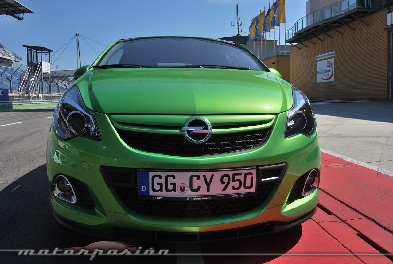 Foto de Opel Corsa OPC Nürburgring Edition (presentación) (11/28)