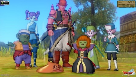 Square Enix anuncia 'Dragon Quest X' para PC