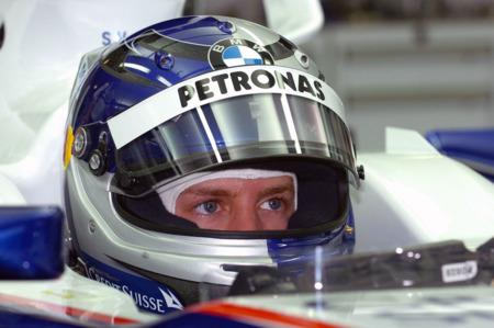 Los cascos de Sebastian Vettel