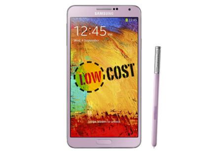 La versión Lite de Samsung Galaxy Note 3, a tope de producción
