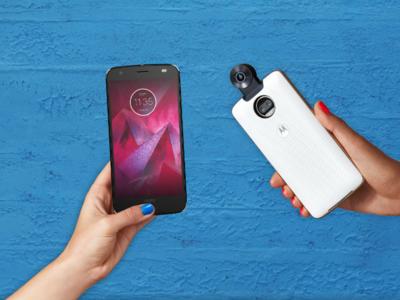 Motorola Moto Z2 Force: los cinco puntos clave del nuevo representante en la gama alta de Motorola