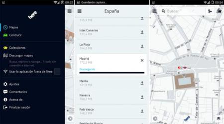 Se filtra un nuevo APK de HERE Maps Beta que funciona con todo tipo de terminales Android