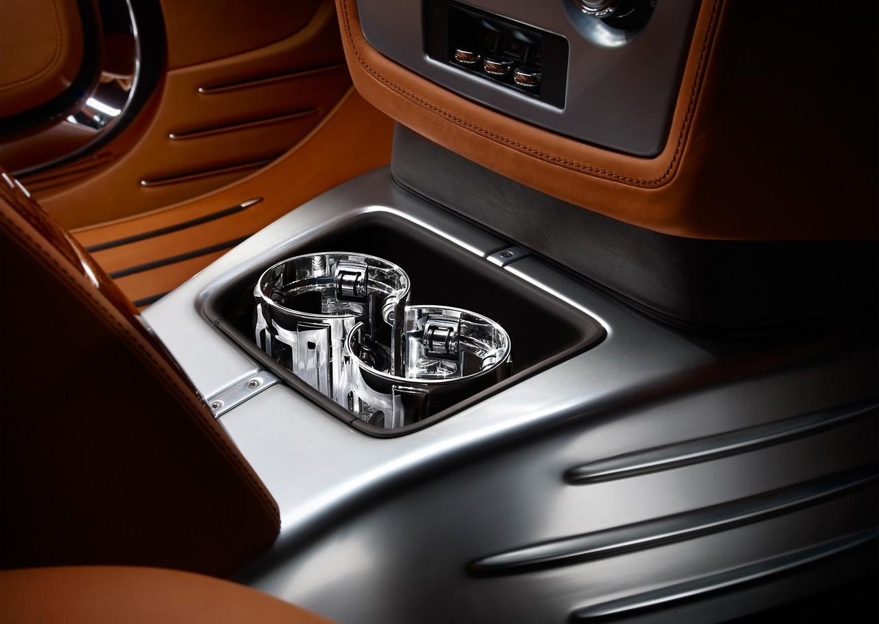 Foto de Rolls-Royce Phantom Coupé Aviator Collection (5/7)