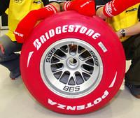 Bridgestone y los neumáticos blandos y duros