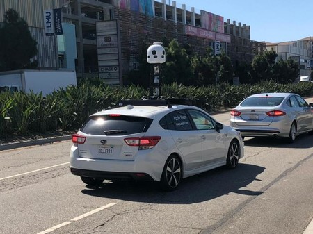 Los coches de Apple Maps peinarán Andorra y España durante marzo y abril