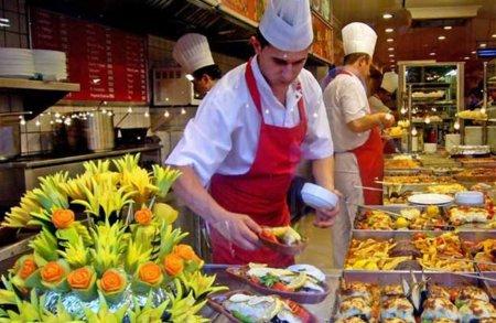 Posibles riesgos de comer fuera de casa