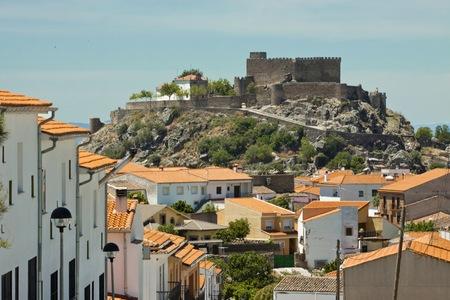 Visita al Castillo de Montánchez