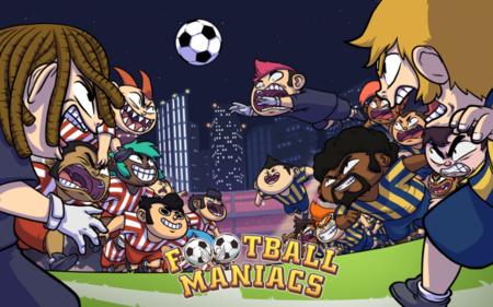 Football Maniacs, ponte en la piel de un entrenador y lleva tu equipo a lo más alto