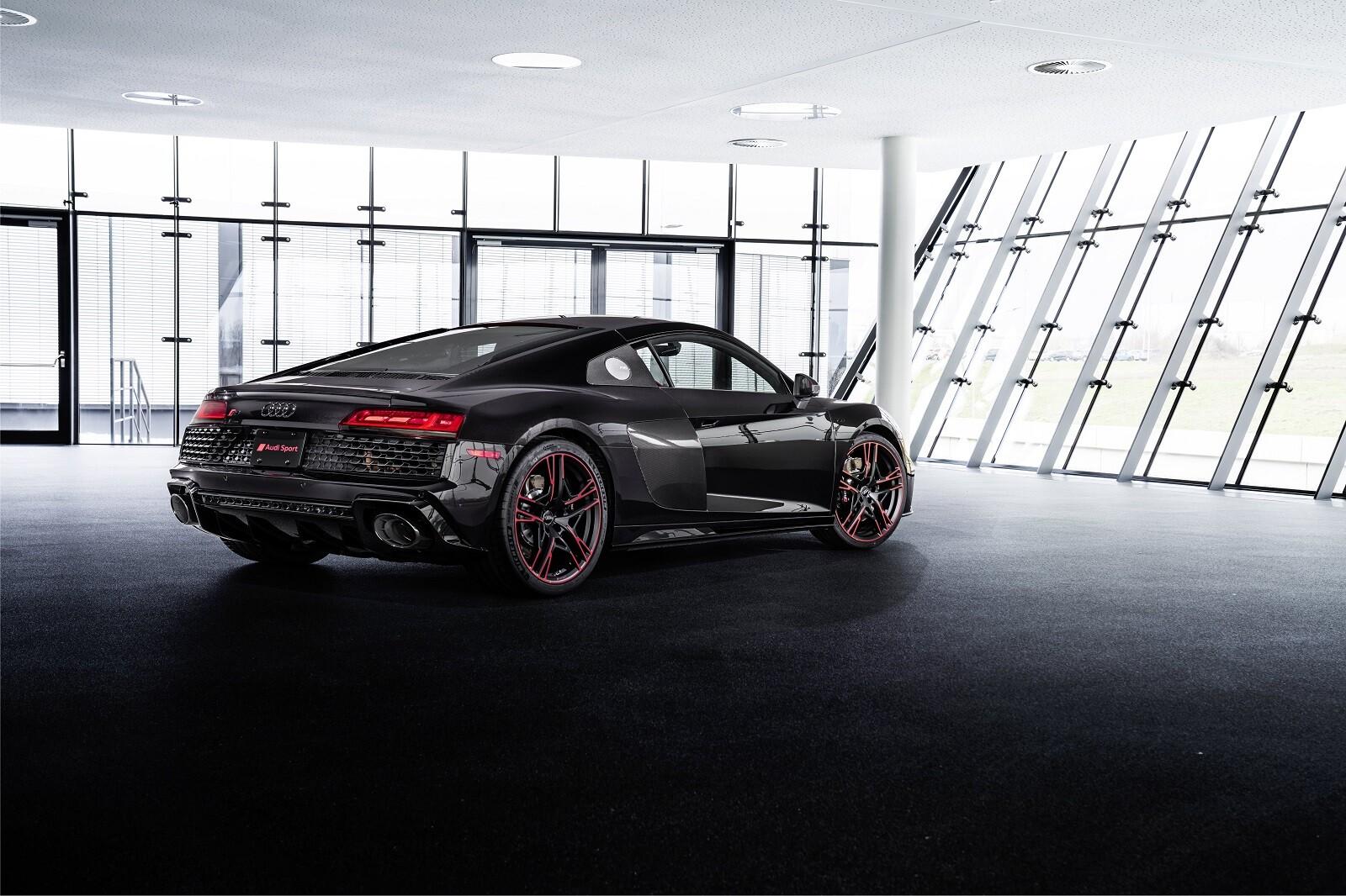 Foto de Audi R8 RWD Panther Edition (12/30)