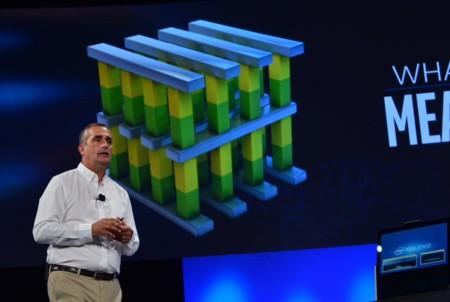 Intel lanzará memoria 3D XPoint con SSDs Optane, hasta 7 veces más rápidos
