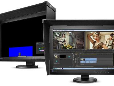 Eizo presenta su nuevo monitor CG247X pensado para amantes de la edición de vídeo