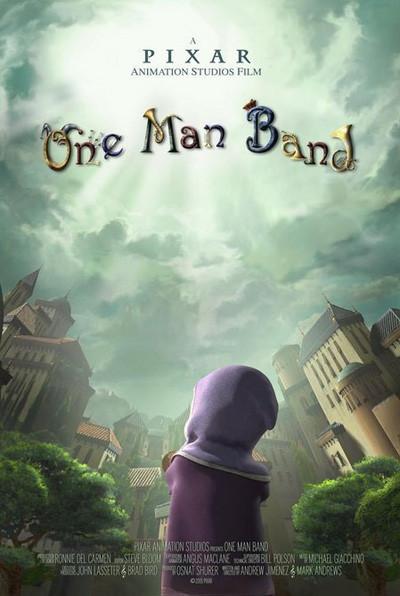 'One man band' y las facilidades para trabajar en Pixar