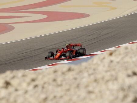 Leclerc Barein F1 2019