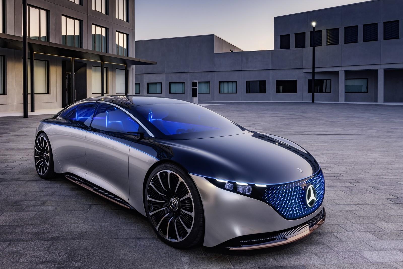 Foto de Mercedes-Benz EQS 2019 (10/18)