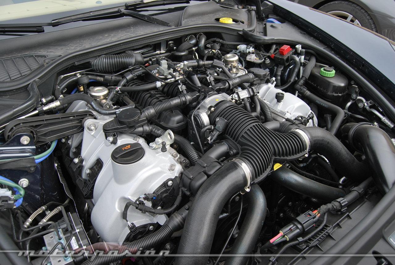 Foto de Porsche Panamera 2014 (presentación) (15/38)