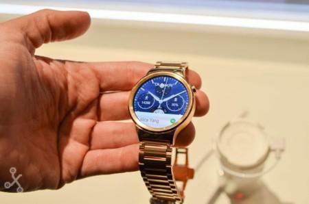 Huawei Watch está ya muy cerca, y aquí tenéis su paquete de venta en fotografías