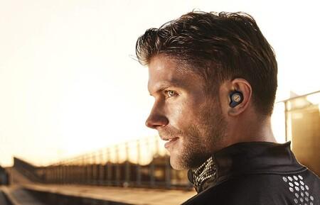 Los auriculares deportivos Bluetooth sin cables Jabra Elite Active 65t alcanzan su precio mínimo histórico en Amazon: 71,99 euros