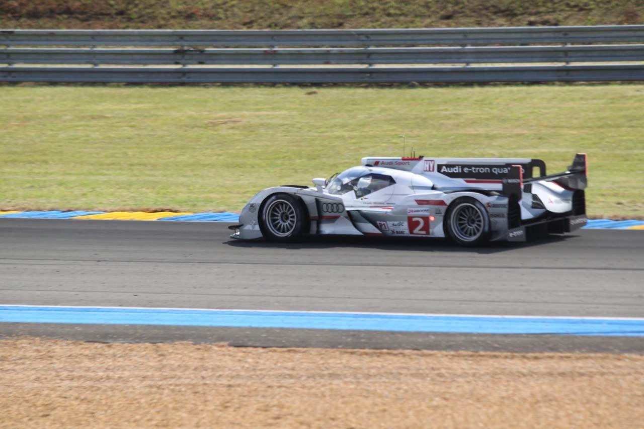 Foto de 24 horas de Le Mans 2012 (26/160)